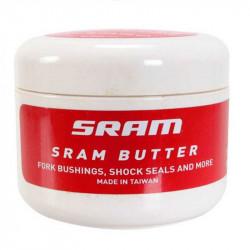 Смазка Sram Butter для пыльников вилки и амортизатора...