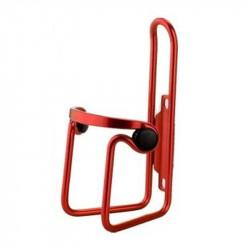 Флягодержатель BC-BH9253 AL с пласт. клипсами красный