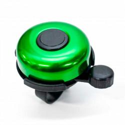 Дзвінок велосипедний класичний зелений BC-BB3204