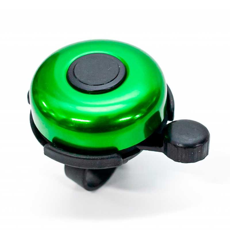 Звонок велосипедный классический зеленый BC-BB3204