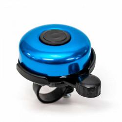 Дзвінок велосипедний класичний синій BC-BB3204
