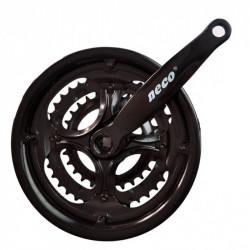 Шатун NECO NSS-3001 чорн. стальной 48х38х28T 170mm