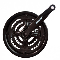 Шатун NECO NSS-3002 чорн. (ТОЛЬКО ЗВЁЗДЫ) стальной...
