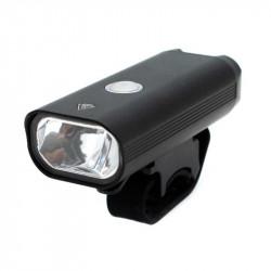 Велосипедна фара wd-418 400лм LED живлення Li-on 1800mAh USB