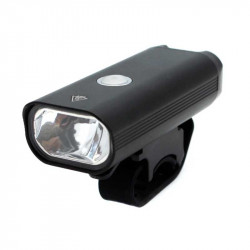Велосипедная фара wd-418 400лм LED питание Li-on 1800mAh USB