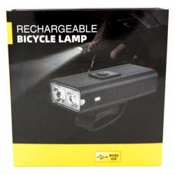 Велосипедный фонарь wd-421