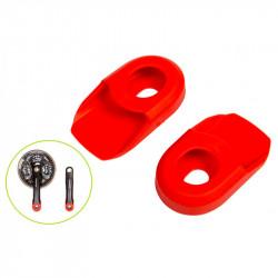 Захист лапки шатуна PVC червоний
