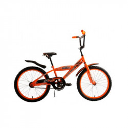 """БУ дитячий велосипед Stern Rocket 20"""" оранжевый с чёрным"""