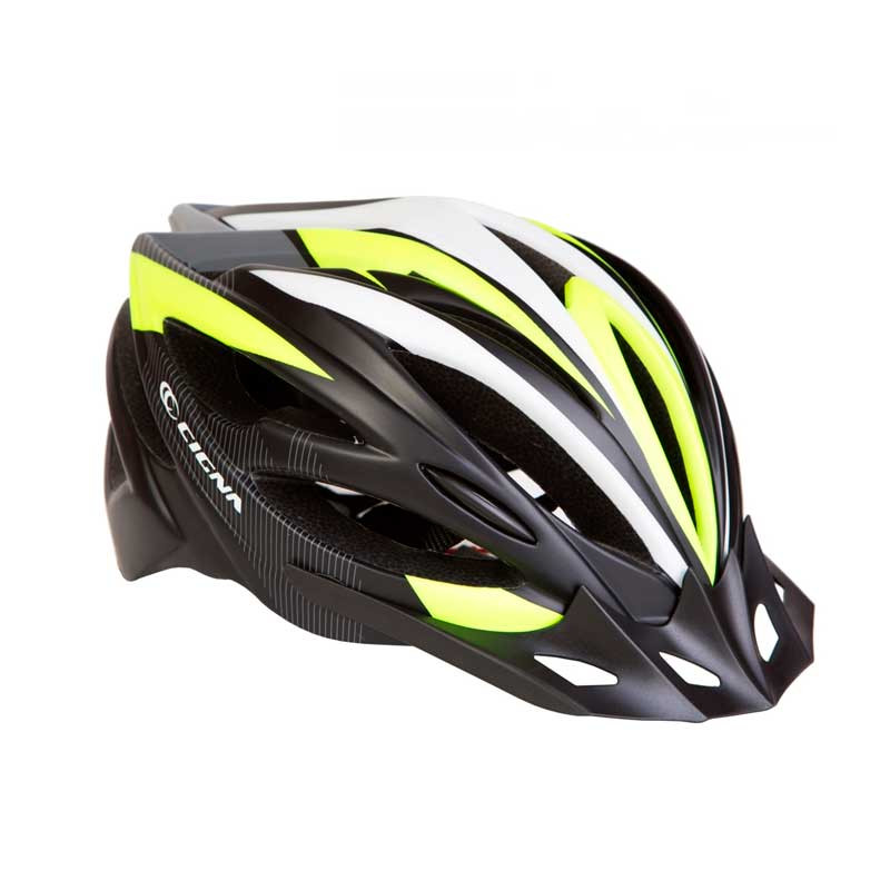 Шлем велосипедный с козырьком CIGNA WT-068