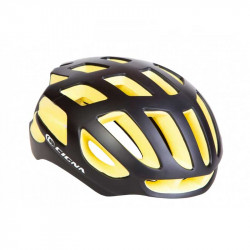 Шолом велосипедний СIGNA TT-4 чорно-жовтий L (58-61см)
