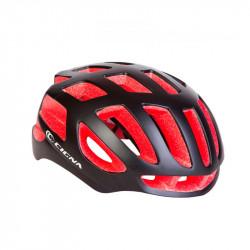 Шлем велосипедный СIGNA TT-4 черно-красный
