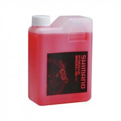 Минеральное масло Shimano для гидравлических дисковых тормозов, 100мл.