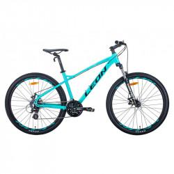 """Уживаний велосипед 27.5"""" LEON XC-90 2020 бірюзовий"""