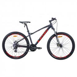 """Уживаний велосипед 27.5"""" LEON XC-90 2020 16,5"""" графітний..."""