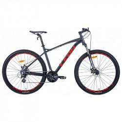 """Уживаний велосипед 29"""" LEON TN-90 2021 20"""" графітовий с..."""