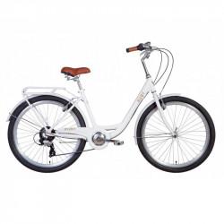 "БУ велосипед 26"" DOROZHNIK RUBY 2021 белый"