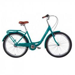 """БУ велосипед 26"""" DOROZHNIK RUBY 2021 изумрудный"""