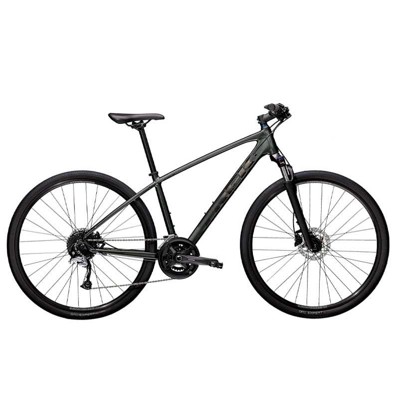 БУ велосипед Trek 2021 DUAL SPORT 3 XL чёрный  Model 32892