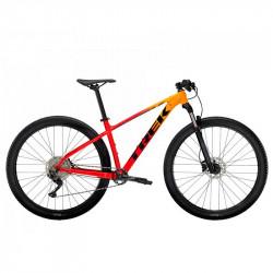 Уживаний велосипед TREK Marlin 7 2021 помаранчевий