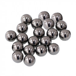 """Кульки для задньої втулки 1/4 """"(6,35 мм)"""