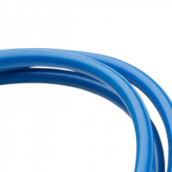 Оболонка тросу Jagwire 4mm, перемикання (синя)