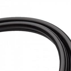Оболочка тросу Jagwire 5mm, тормоз (черная)
