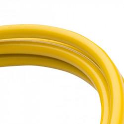 Оболонка тросу Jagwire 5mm, гальмо (жовта)