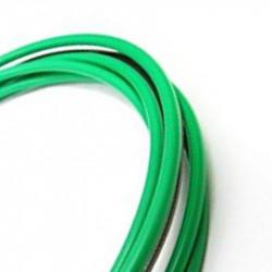 Оболочка тросу Jagwire 5mm, тормоз (зелёная)