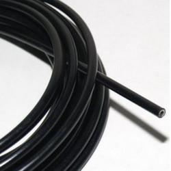 Сорочка гальмівна Unex 2Р 5мм чорний (бухта 30м)