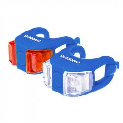 Мигалка Onride силиконовая Dual (синяя)