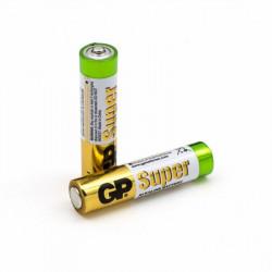 Батарейки минипальчиковые ААА GP Super
